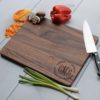 CMB Monogram | Personalized Cutting Boards