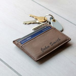 John Smith | Leather Money Clip Wallet