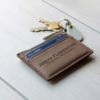 Joseph Florentine | Leather Money Clip Wallet