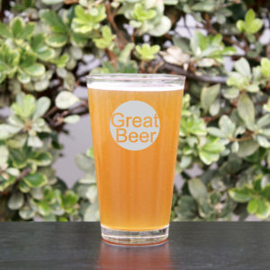 Personalized Pint Glass | Great Beer