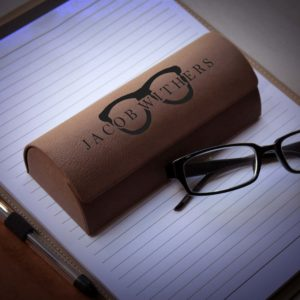 Personalized Glasses Case | Jacob Withers