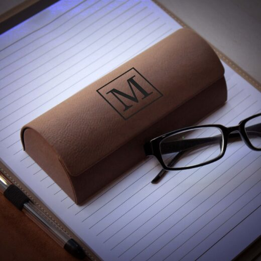 Personalized Glasses Case | M