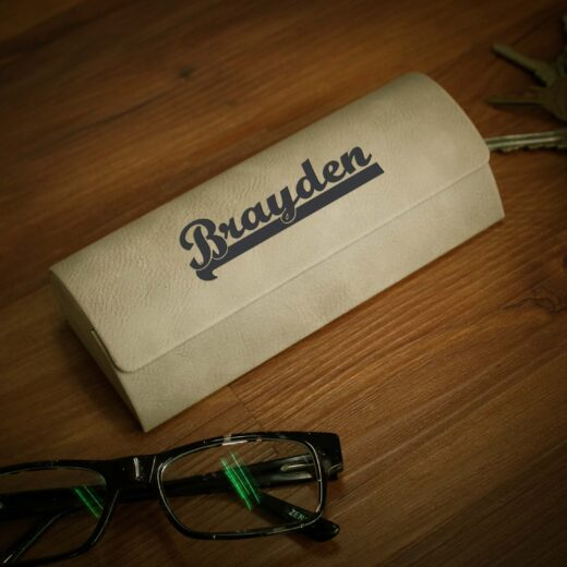 Personalized Glasses Case | Brayden