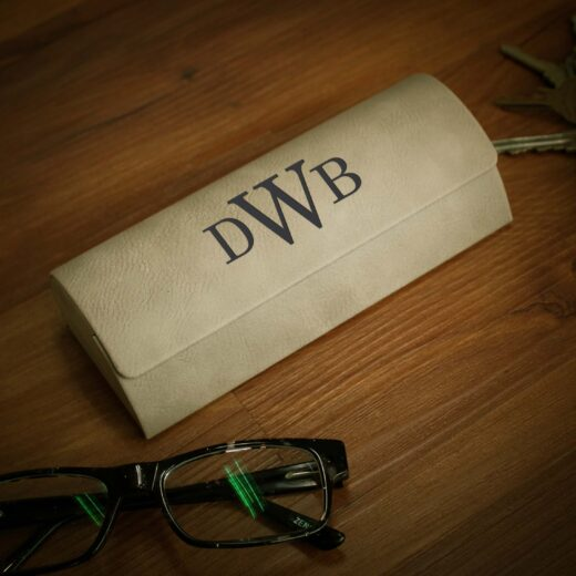Personalized Glasses Case | DWB