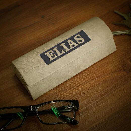 Personalized Glasses Case | Elias