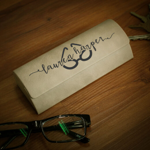 Personalized Glasses Case | Lauren Harper