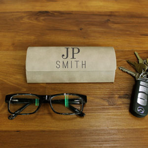 Personalized Glasses Case | JP Smith