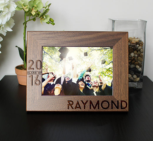Personalized Graduation Picture Frame | Raymond