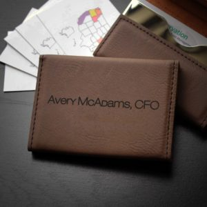 Personalized business card holder archives etchey colourmoves