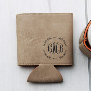 Personalized Beer Sleeve | CMB Key