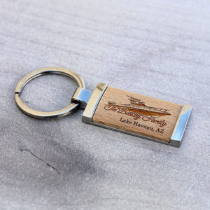 Personalized Key Chain | Beasley