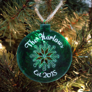 Personalized Christmas Ornaments | Harlows