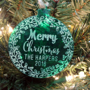Personalized Christmas Ornaments | Harpers