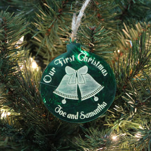 Personalized Christmas Ornaments | Joe Samantha