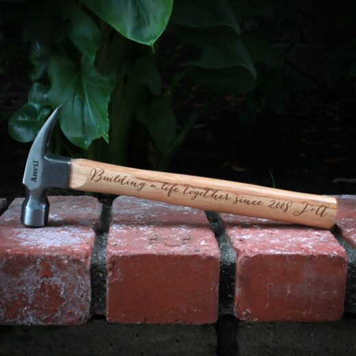 Personalized Hammer | Building