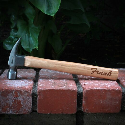 Personalized Hammer | Frank