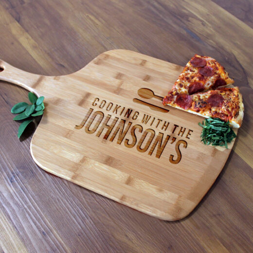 Personalized Pizza Peel | Cookin