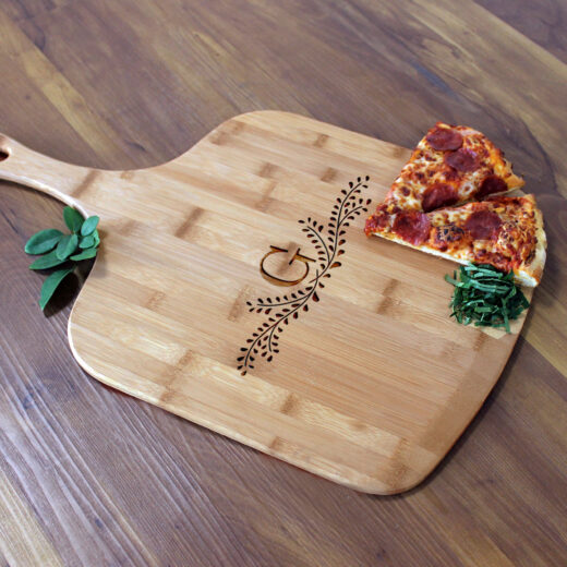 Personalized Pizza Peel | G Reef