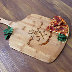Personalized Pizza Peel | Jerry's Kitchen
