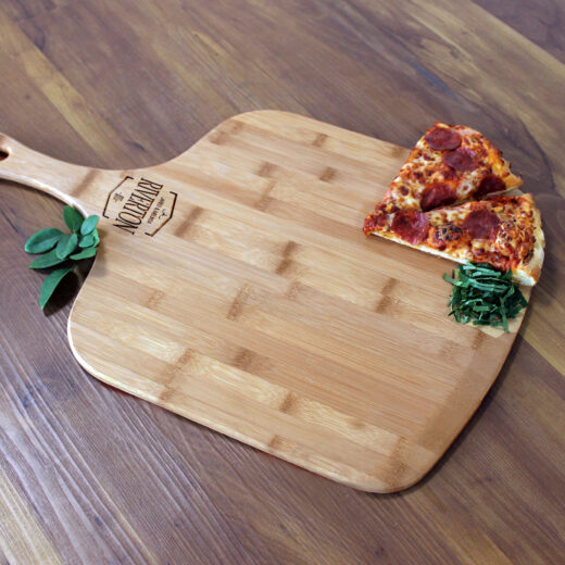 Personalized Pizza Peel | Riverton