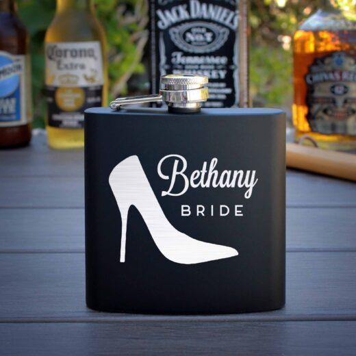 Personalized Flask | Bethany