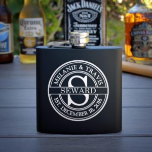 Personalized Flask | Seward