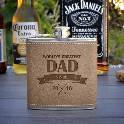 Personalized Flask   DAD
