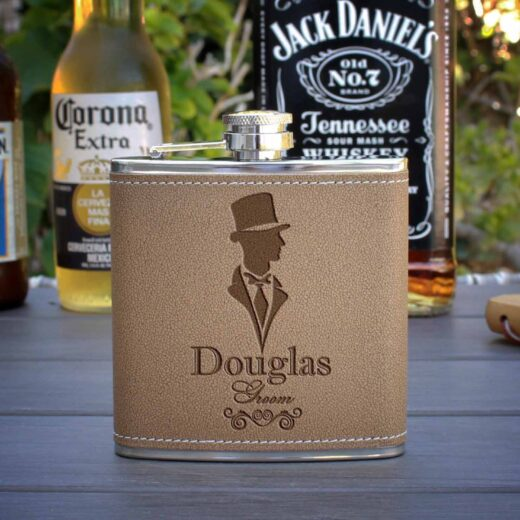 Personalized Flask | Douglas