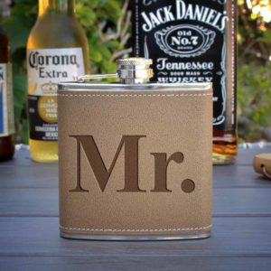 Personalized Flask | Mr