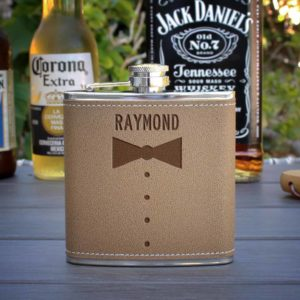 Personalized Flask | Raymond