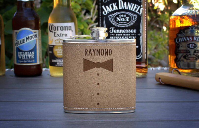 Personalized Flask | Raymond