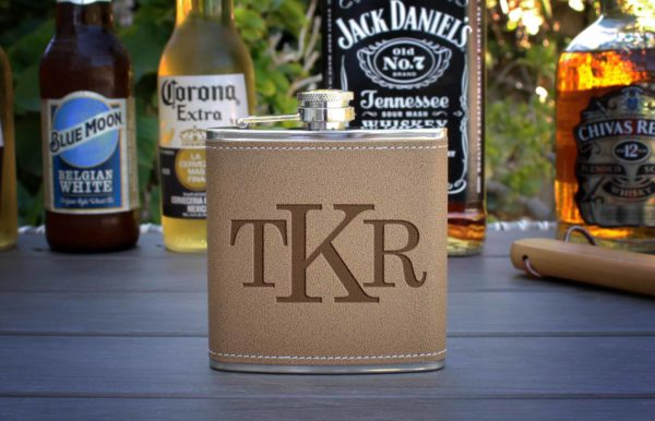 Personalized Flask | TKR