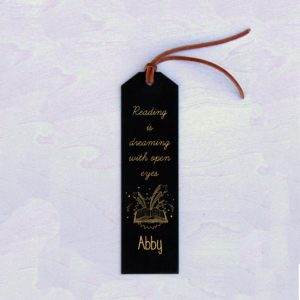 Personalized Bookmark | Abby