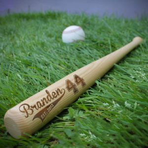 Personalized Mini Baseball Bat | Branden