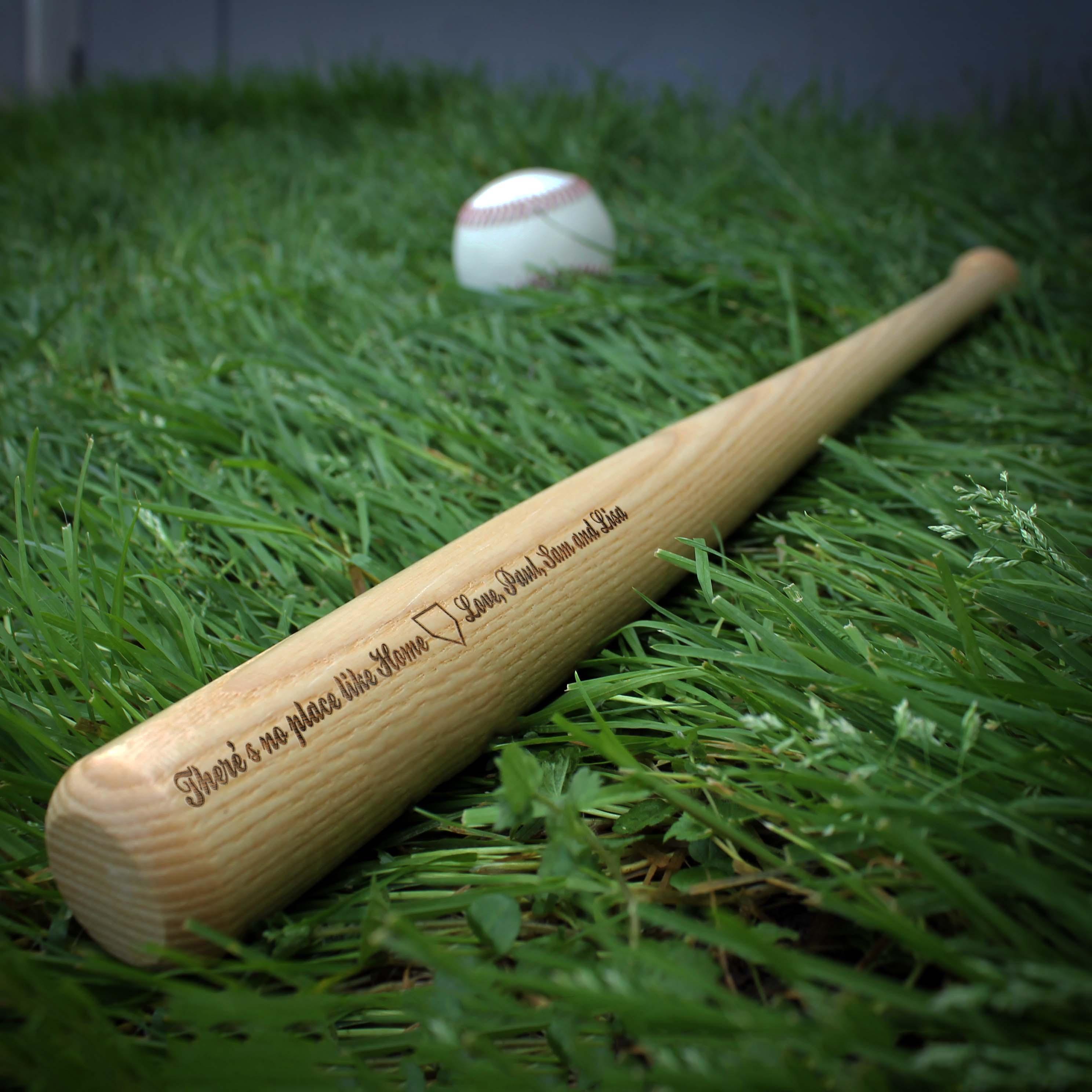Personalized Mini Baseball Bat | Like Home