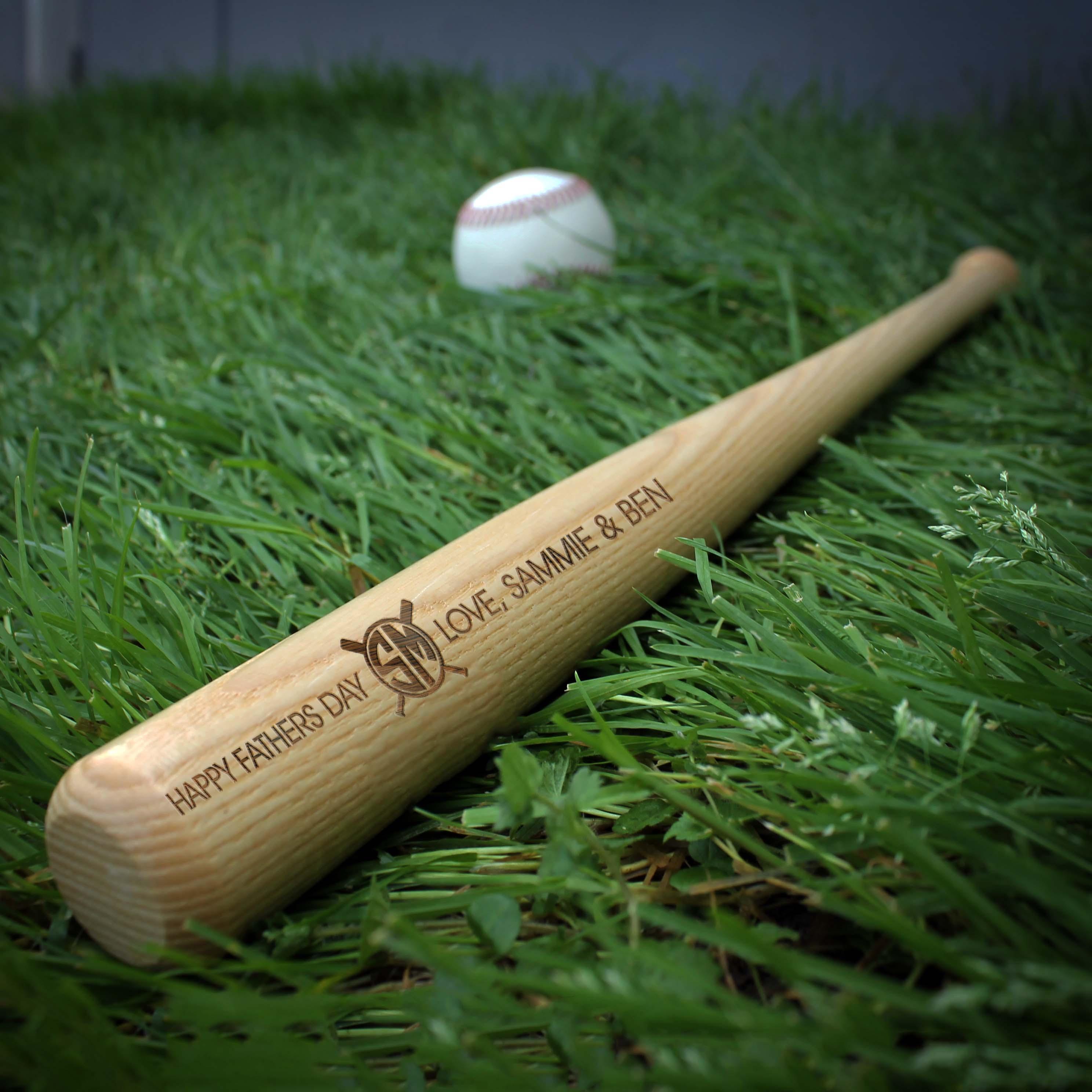 Personalized Mini Baseball Bat | SM