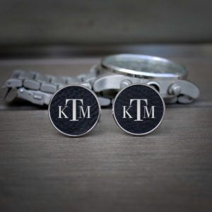 Personalized Cufflinks | KTM