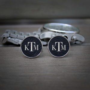 Personalized Cufflinks   KTM