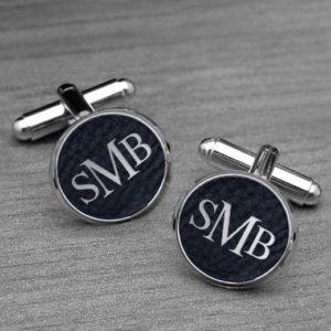 Personalized Cufflinks   SMB