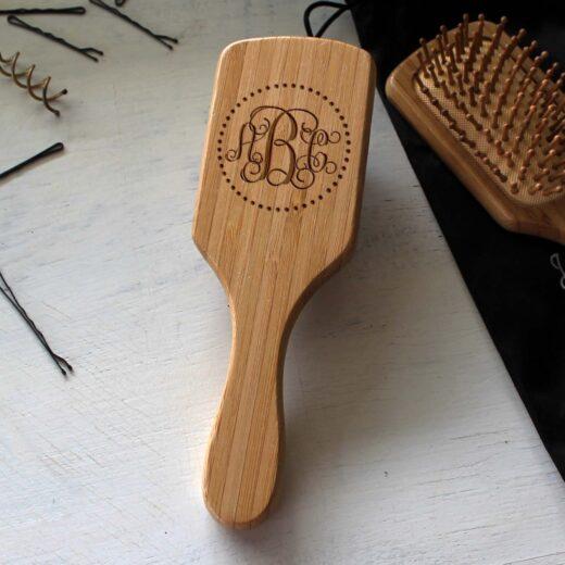 Personalized Hair Brush | ABC