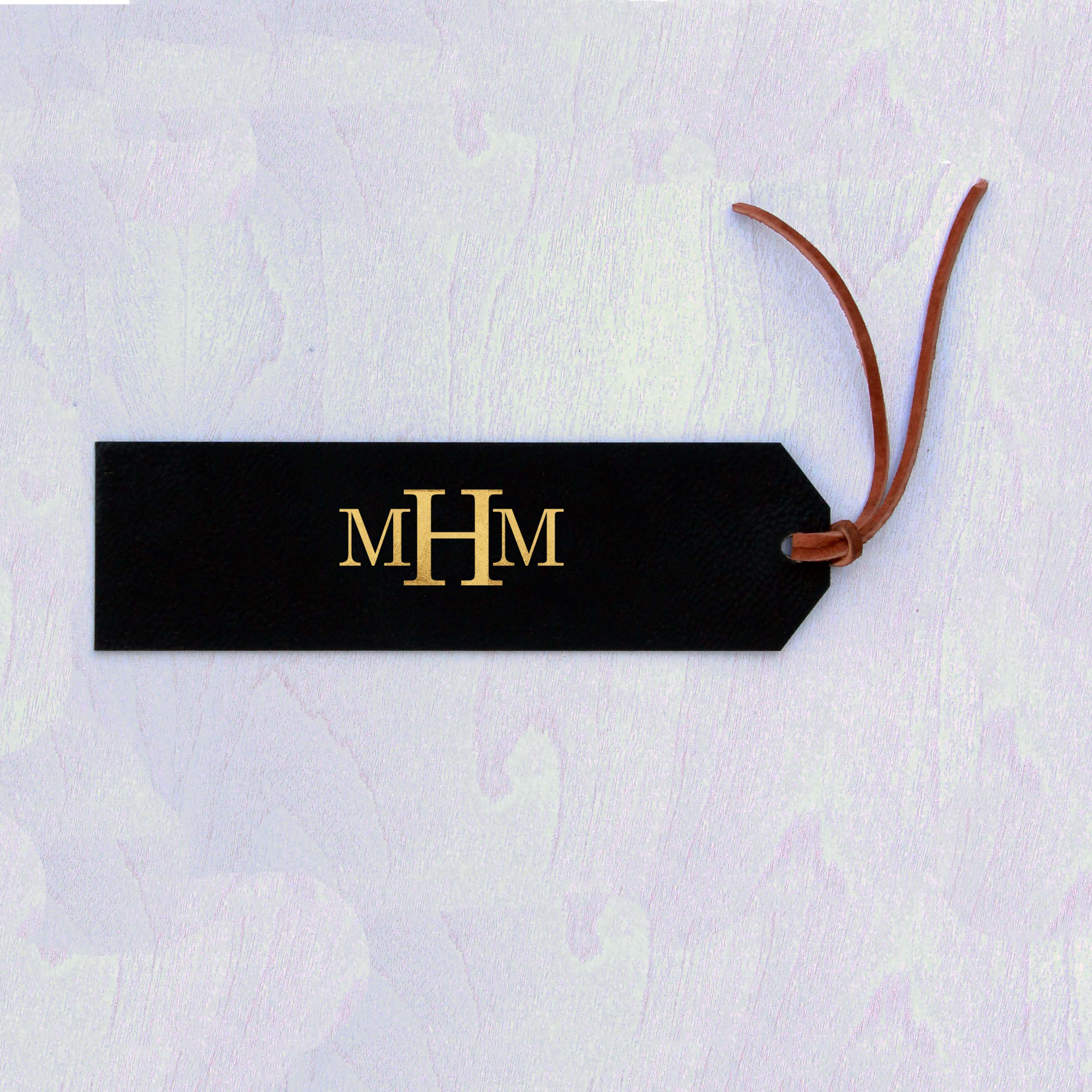 Personalized Bookmark | MHM