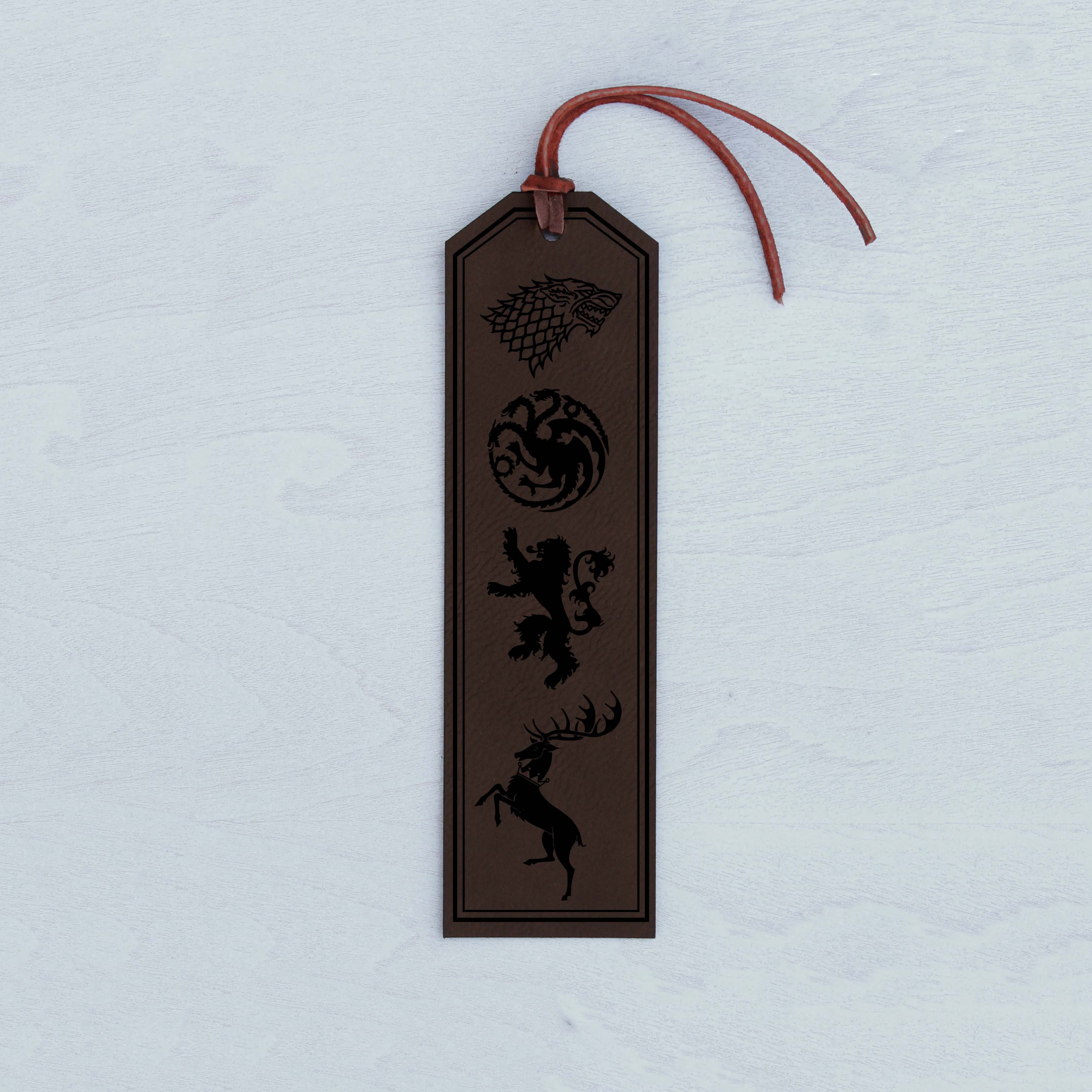 Personalized Bookmark | GOT