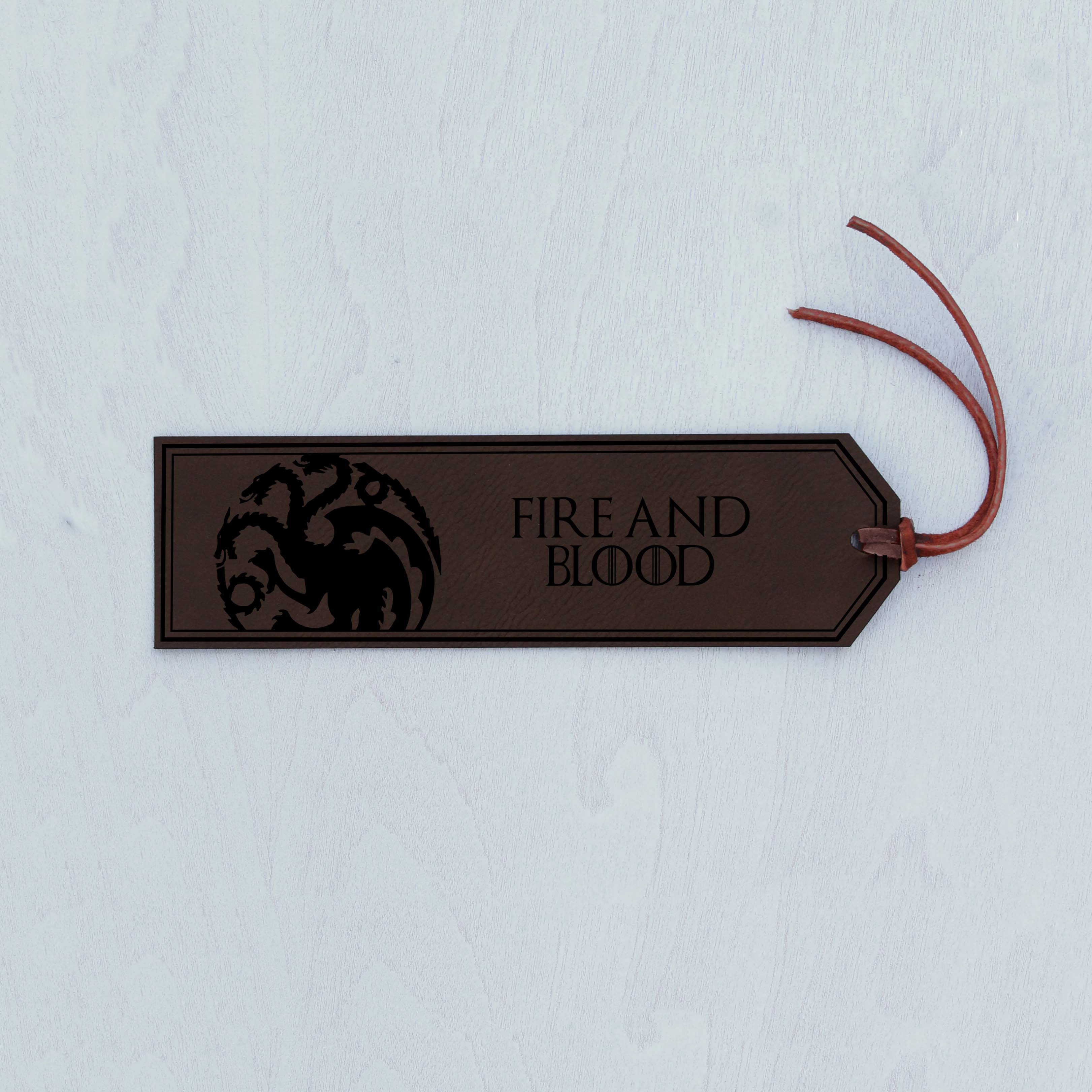 Personalized Bookmark | GOT Targaryen