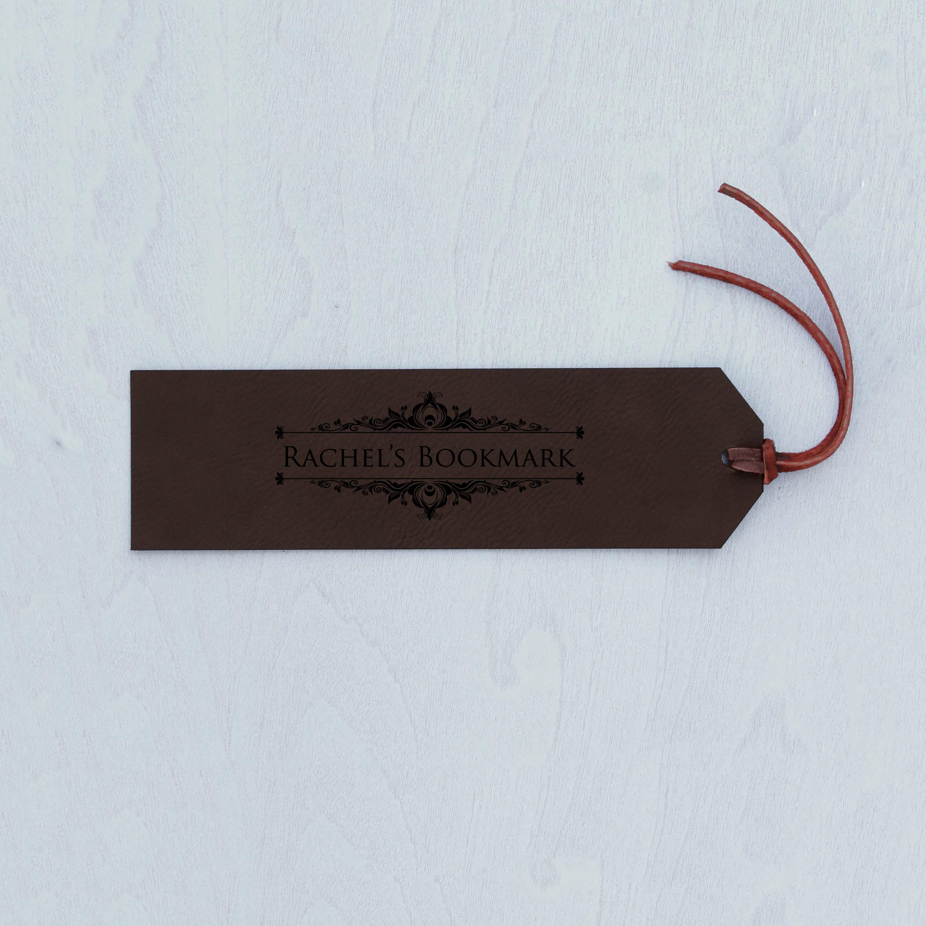 Personalized Bookmark | Rachel