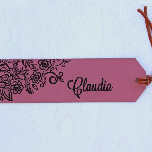 Personalized Bookmark | Claudia