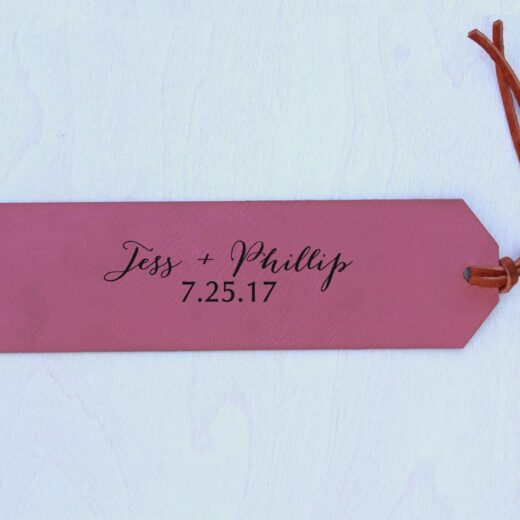 Personalized Bookmark | Jess Philips