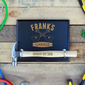 Custom Hammer Plaques | Frank