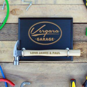 Custom Hammer Plaques   Vergara