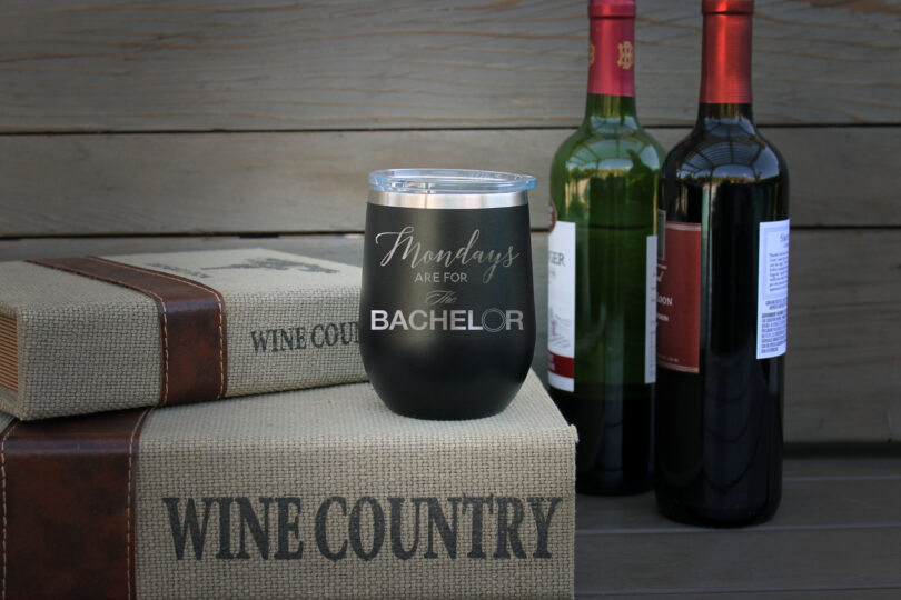 Personalized Wine Tumbler | Bachelor