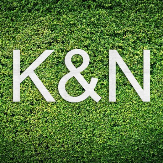 Wood Hedge Wall Sign | K&N